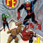 Comic Review: FF #1