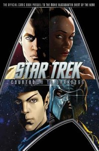 Star Trek Countdown Cover