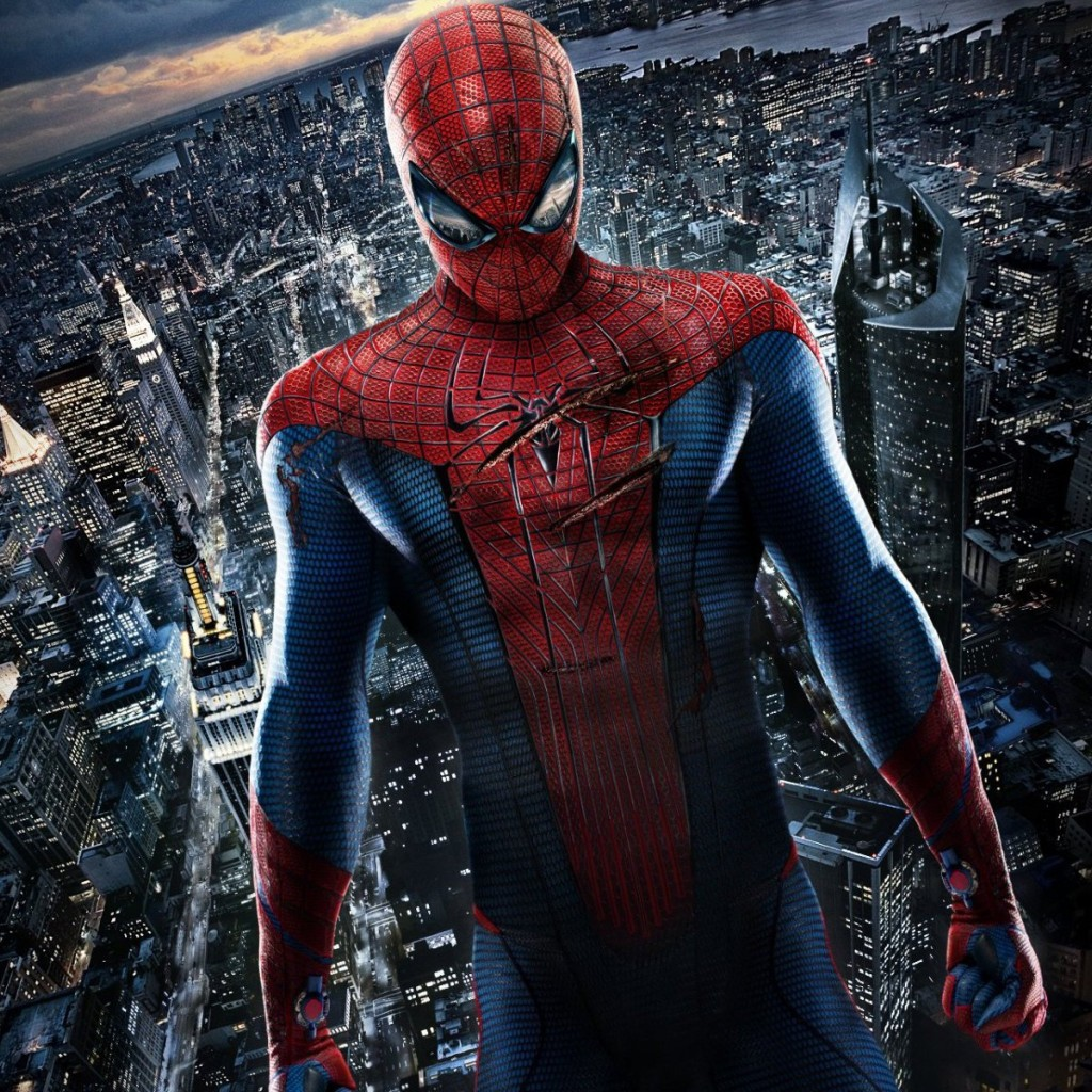Scroll down below Spider-Man for spoilers on something you probably already know...