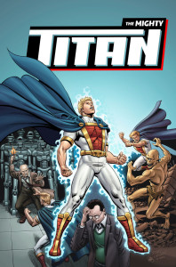The Mighty Titan Cover