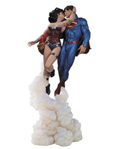 A figure of the two will release in September, right before the series.