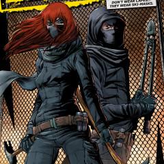 Advance Comic Review: Liberator #1