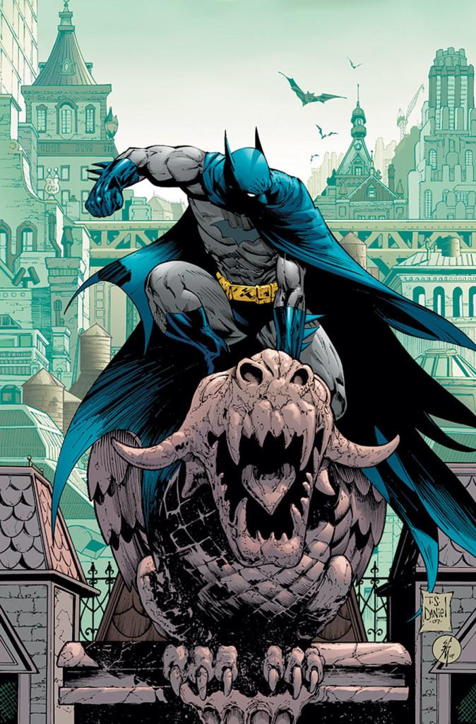 BatmanGargoyle