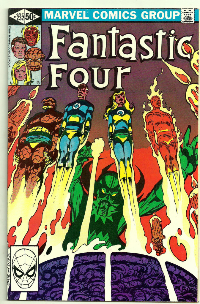 JohnByrneFantasticFour