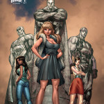30 Day Comic Book Challenge Day 3: An Underrated Comic – Supurbia