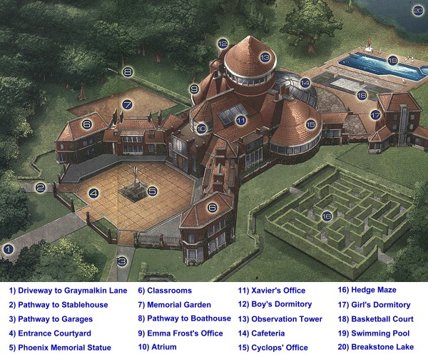 X-Mansion