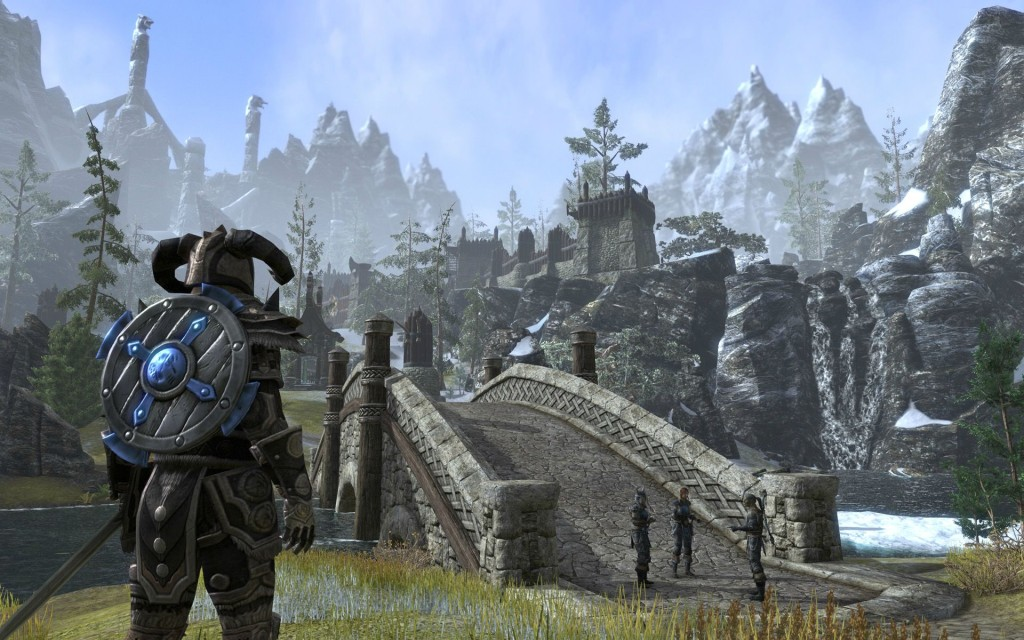 Returning to Skyrim in Elder Scrolls Online will cost you monthly.