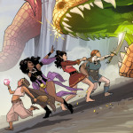 Advance Comic Review: Rat Queens #1