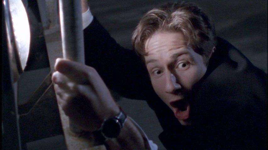 X-Files Bad Blood