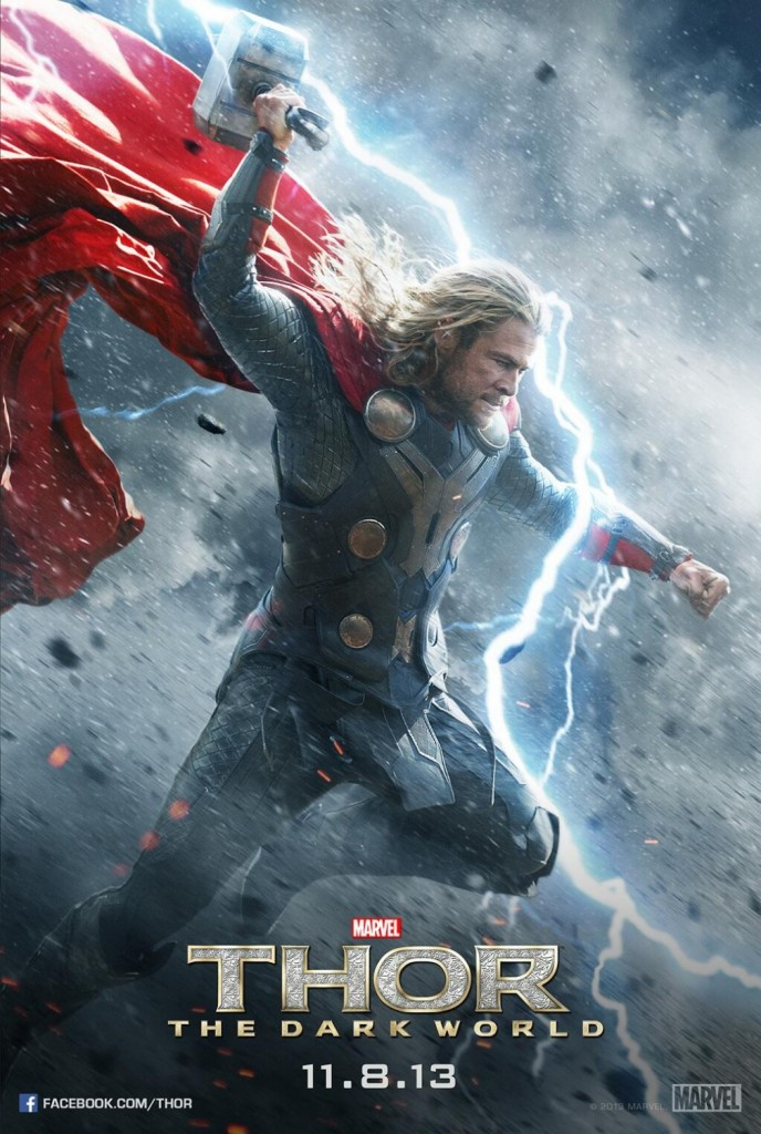 Thor is back.