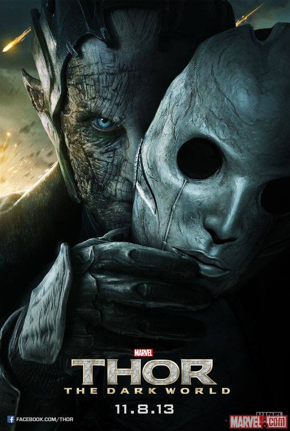 Malekith and the Dark Elves are unsettlingly bleak compared to the Asgardians.