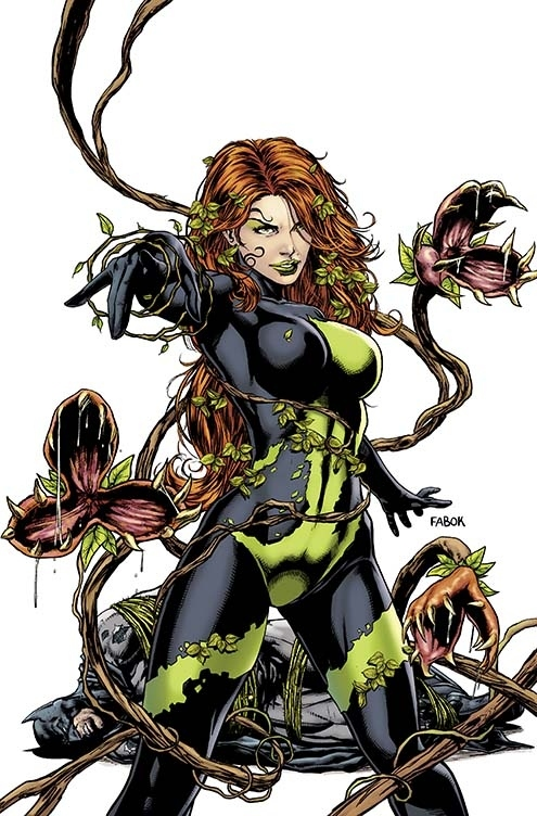 Although not known for working well with others, I think Ivy would offer a fun alternative group.