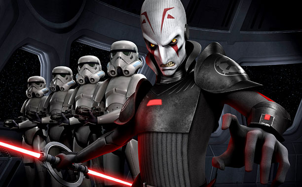Star Wars Rebels -
