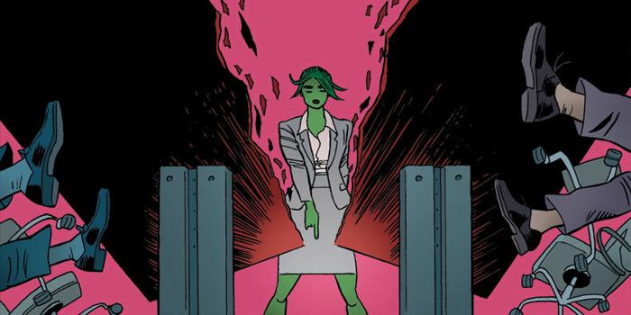 She-Hulk is back.