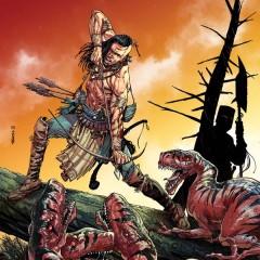 Comic Review: Turok: Dinosaur Hunter #1
