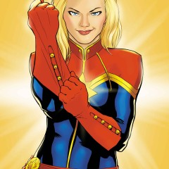 Comic Review: Captain Marvel #1 (2014)