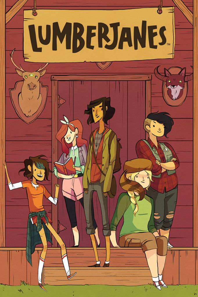 Lumberjanes Cover A