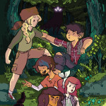 Lumberjanes #1 Arrives Next Month. It Looks Awesome.