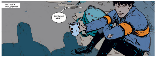 Deadly Class #1 makes for a grim but inspiring read.