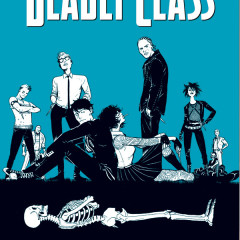 Comic Review: Deadly Class #1
