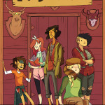 Advance Comic Review: Lumberjanes #1