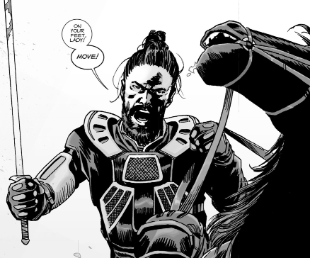 Samurai Jesus... Not two words that usually go together.