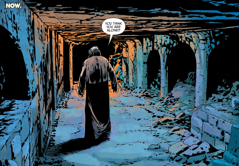 Nightbreed #1 begins in a rather unusual manner as the character directly addresses us.
