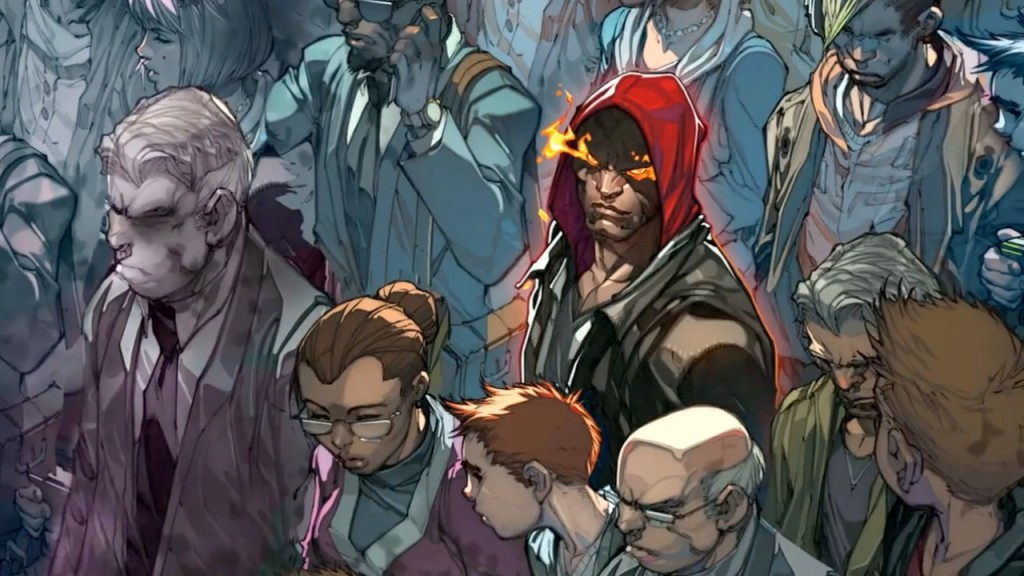 As normal people suddenly granted incredible abilities, inhumans share a lot with mutants.