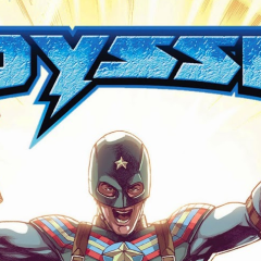 Comic Review: Odyssey Vol. 1