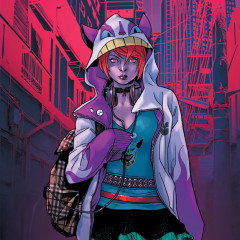 Advance Comic Review: Wayward #1