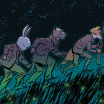 Advance Comic Review: Wild's End #1
