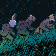 Advance Comic Review: Wild's End #1