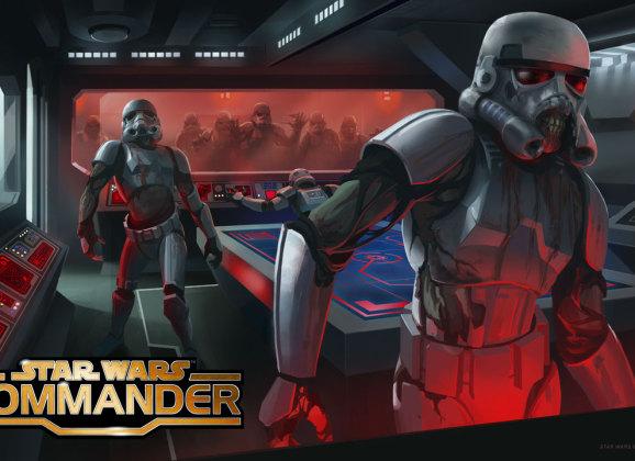 Zombie Stormtroopers Come To Star Wars Commander In Halloween Event