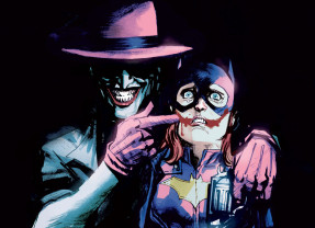 Opinion Piece: Batgirl's Joker Variant Cover Is A Problem