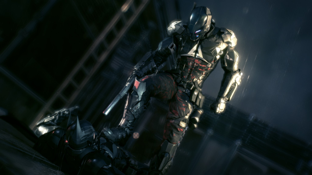 Who is the Arkham Knight? Don't tell Batman, he hasn't figured it out yet.
