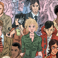 Comic Review: They're Not Like Us, Vol. 1