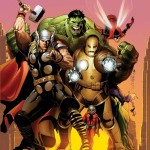 Marvel HeroClix Week! #3: Avengers Assemble!…And Punch Each Other