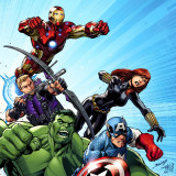 Marvel HeroClix Week! #1: Introduction, What is HeroClix?