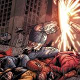 Marvel HeroClix Week! #2: Avengers Quick-Start Kit, Captain America vs. Iron Man