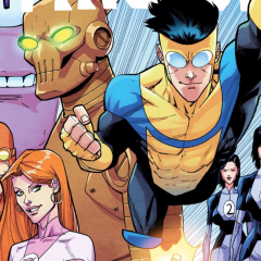 "Comic Review: Invincible #124 – ""Reboot"" Part 1"