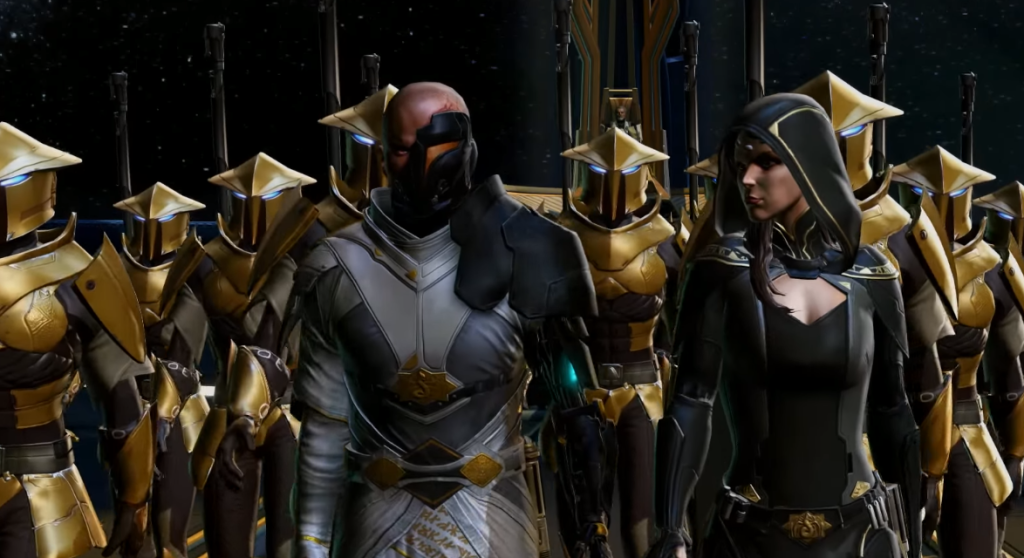 Get ready to meet some new foes in Knights of the Fallen Empire...
