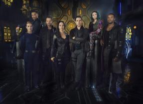 Dark Matter Season 1 Review – Firefly meets Battlestar Galactica?