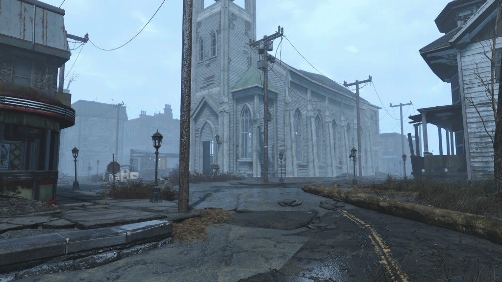 Following the main storyline will take you all across the Commonwealth.