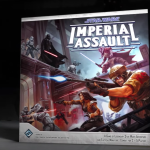 Star Wars Imperial Assault Review: Board Game + RPG + Miniatures = Fun?