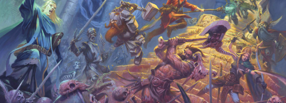 Review: Dungeon Saga – The Dwarf King's Quest