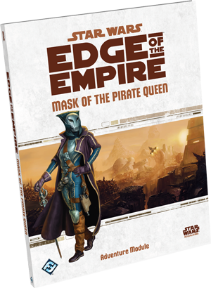 The third Edge of the Empire module is the darkest one yet...