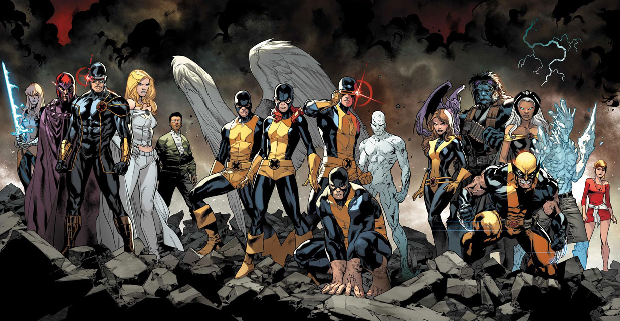 Top Wallpaper Marvel Xmen - all-new-x-men-covers  Gallery_856135.jpg